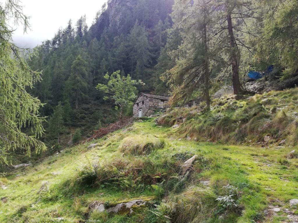 Val Sermenza, Valsesia - Piemonte
