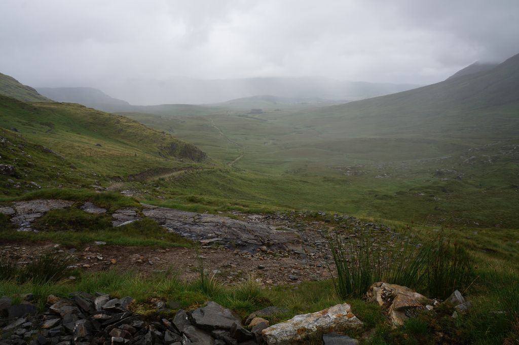Maumturk Mountains Irlanda