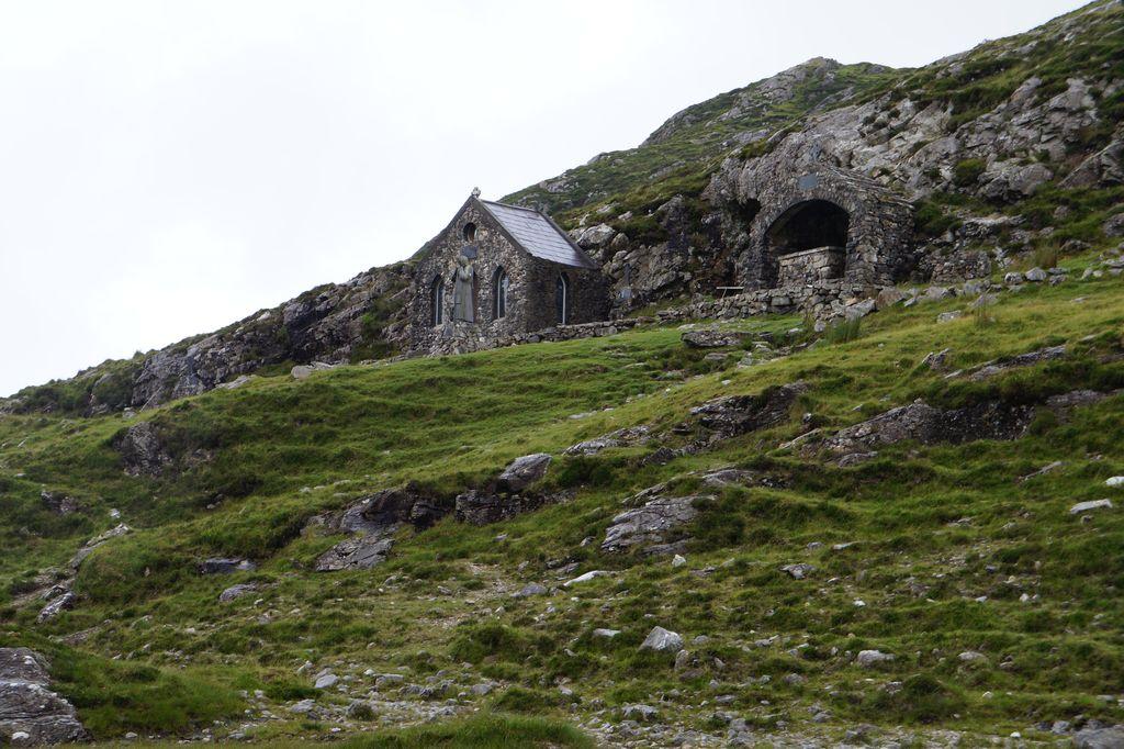 Maumturk Mountains - Cappelle di San Patrizio