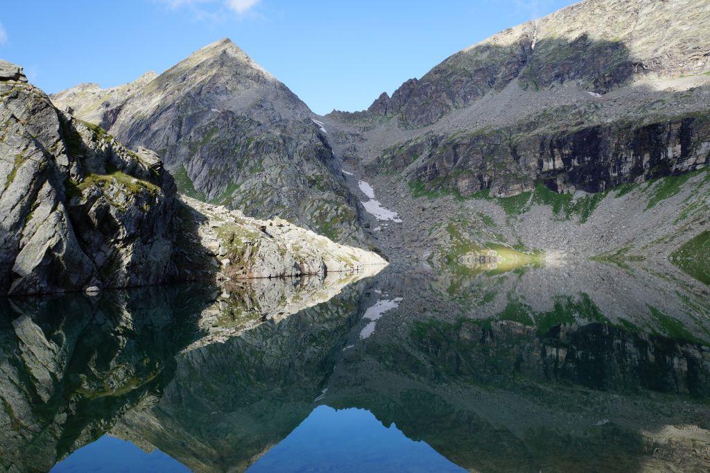 Lago Nero - Val Vogna (Vallone del Rissuolo)